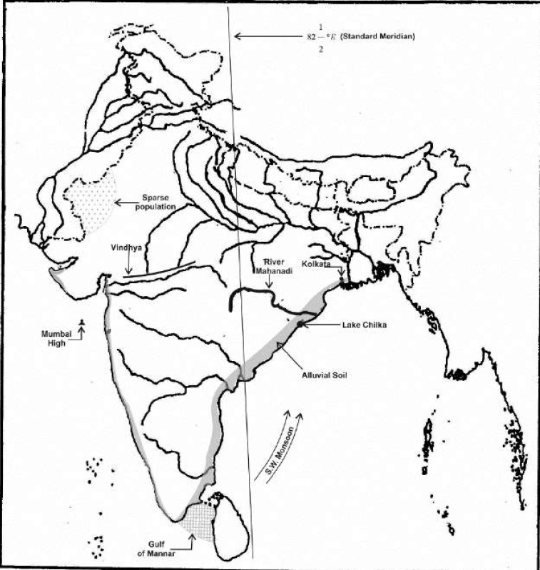 ICSE Class 10 Geography Qs Paper 2016 Solution-1