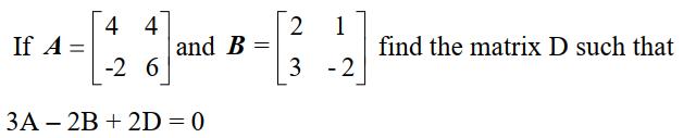 ICSE class 10 maths 2017 SP question 3(a)