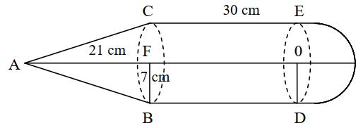 ICSE class 10 maths 2017 SP question 5(b)