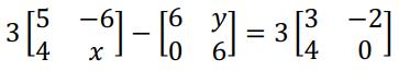 ICSE class 10 maths 2020 SP question 3(b)