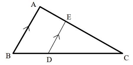 ICSE class 10 maths 2020 SP question 6(a)