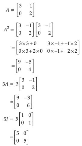 ICSE class 10 maths 2020 SP solution 5(b) i