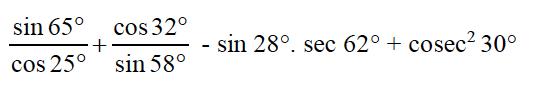 ICSE Class 10 Maths QS Paper 2015 Solution-1
