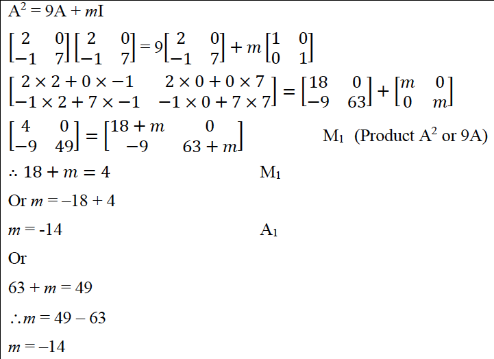 ICSE Class 10 Maths Qs Paper 2016 Solution-2