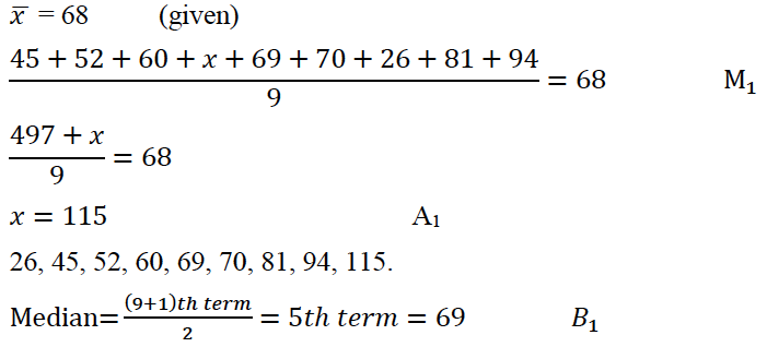 ICSE Class 10 Maths Qs Paper 2016 Solution-3