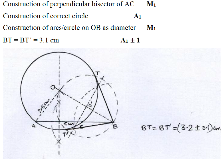 ICSE Class 10 Maths Qs Paper 2016 Solution