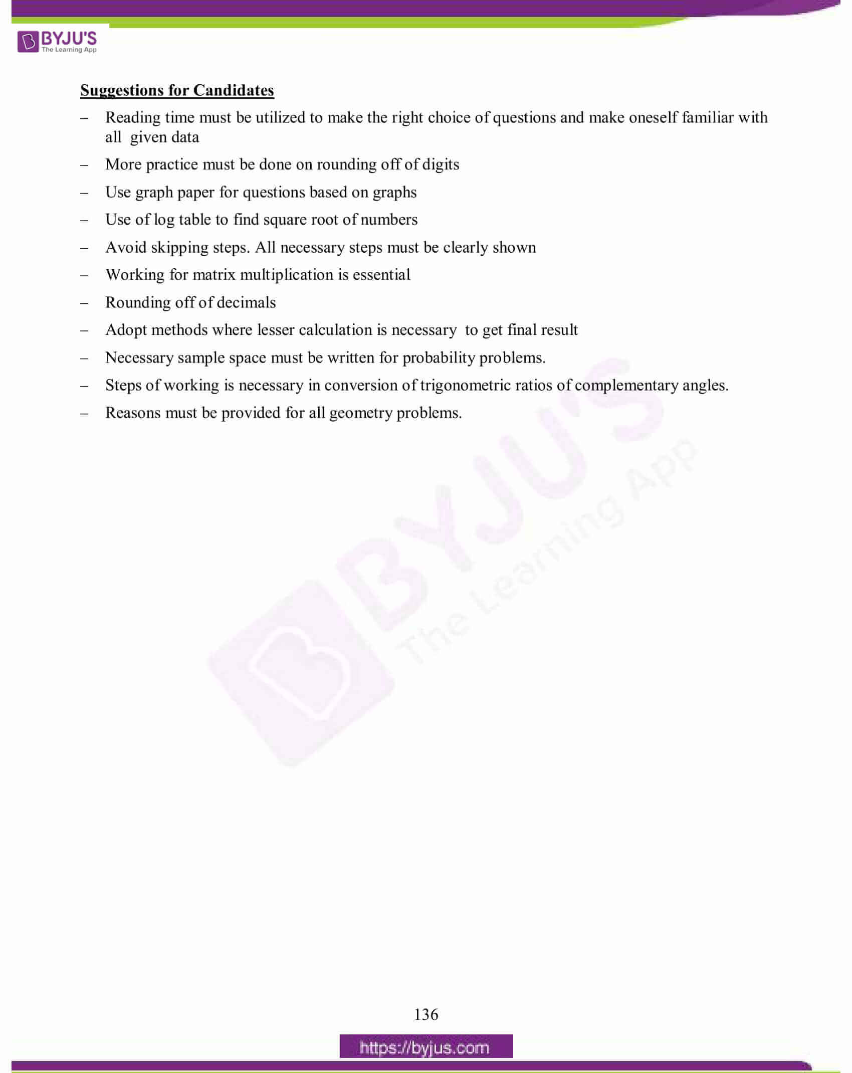 icse class 10 maths question paper solution 2015 24