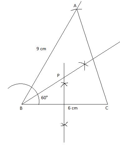 ICSE class 10 maths SP 2 solution 6(a)