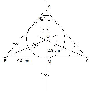 ICSE class 10 maths SP 2 solution 8(a)