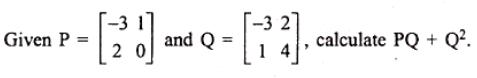 ICSE class 10 maths SP 3 question 2(b)