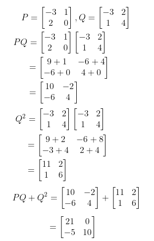 ICSE class 10 maths SP 3 solution 2(b)