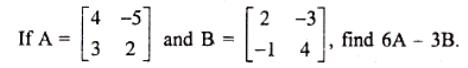 ICSE class 10 maths SP 4 question 7(b)
