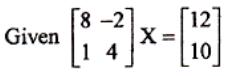 ICSE class 10 maths SP 5 question 4(a)