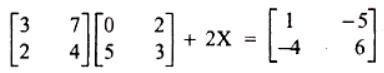 ICSE class 10 maths SP2 question 3(b)