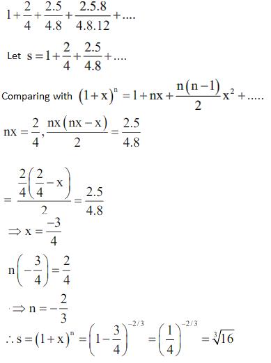 ISC Class 11 maths 2018 SP Q 7(b) sol