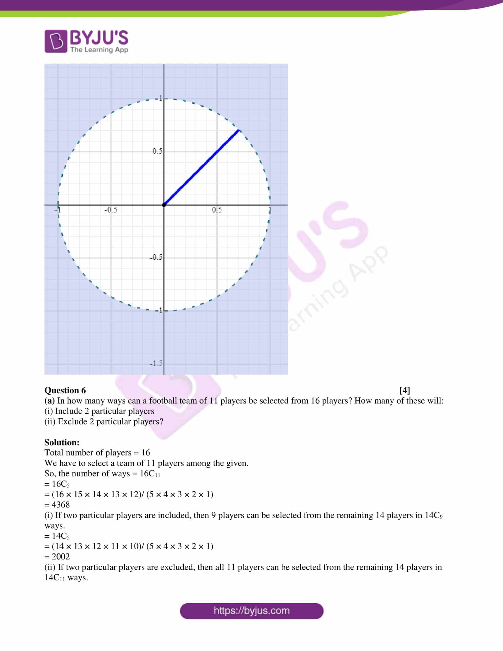 isc class 11 maths mock question paper with solution 2 07