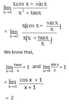ISC Class 11 maths Mock SP 2 Q 1(ix) sol