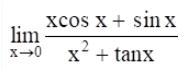 ISC Class 11 maths Mock SP 2 Q 1(ix)