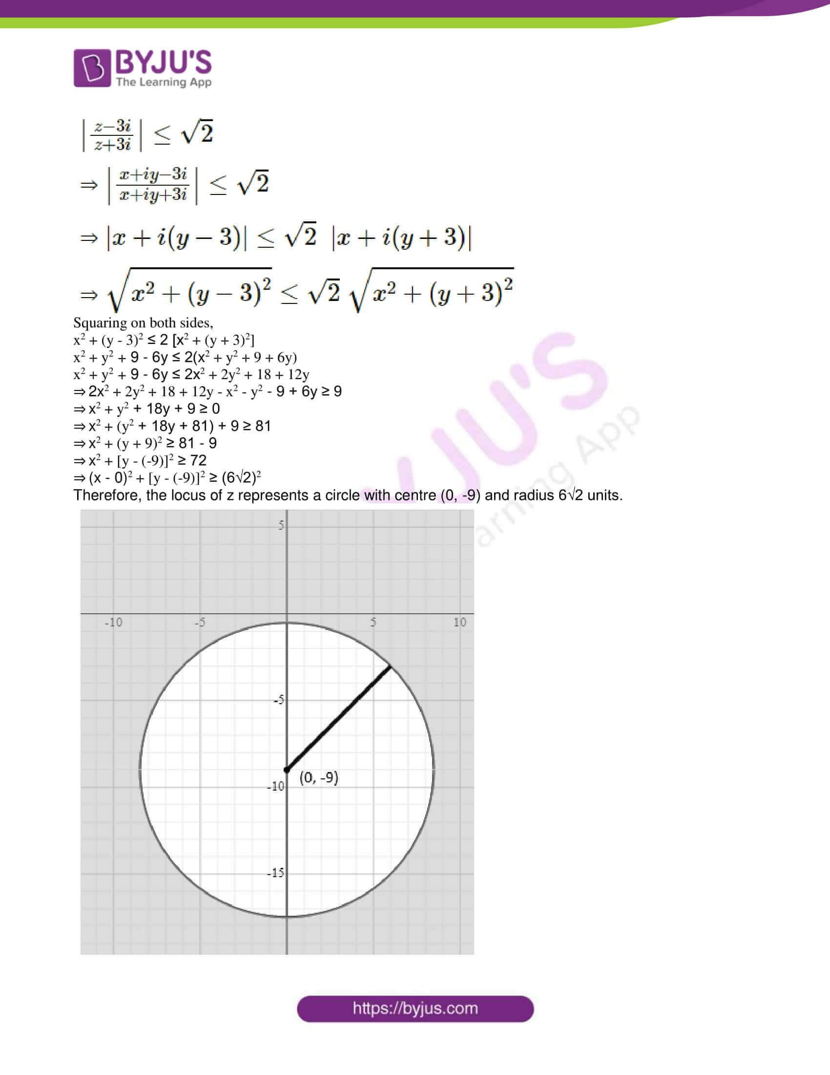 isc class 11 maths specimen question paper with solutions 2018 09