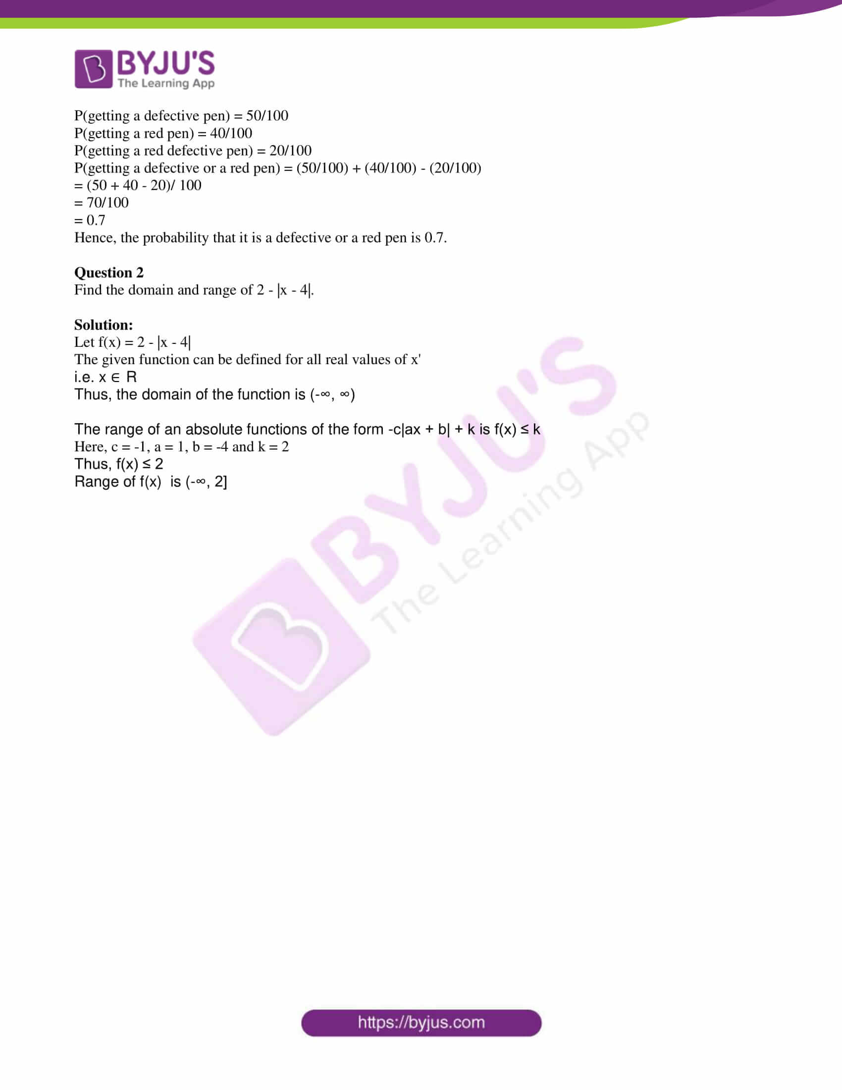 isc class 11 maths specimen question paper with solutions 2019 04