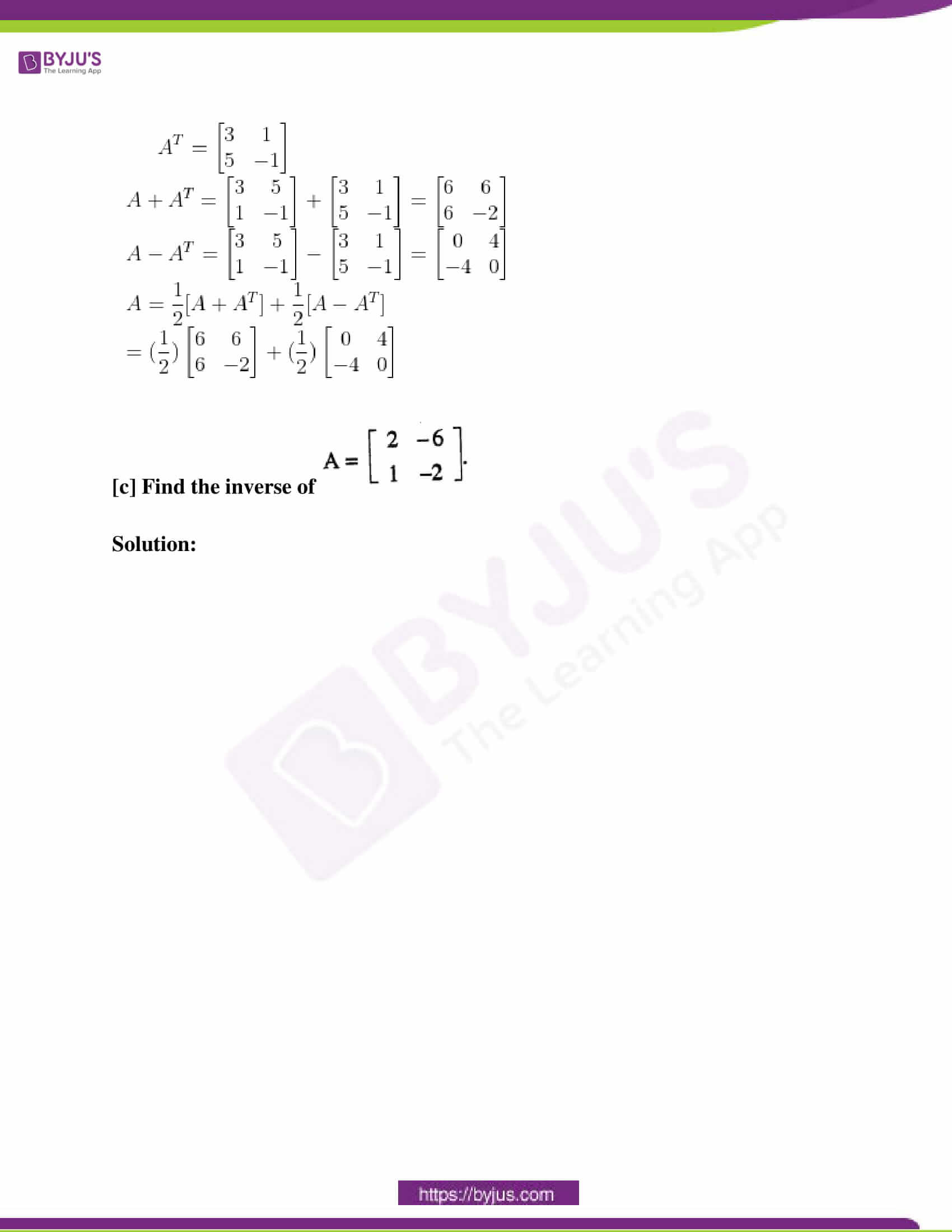 kerala class 12 examination question paper solutions march 2016 03