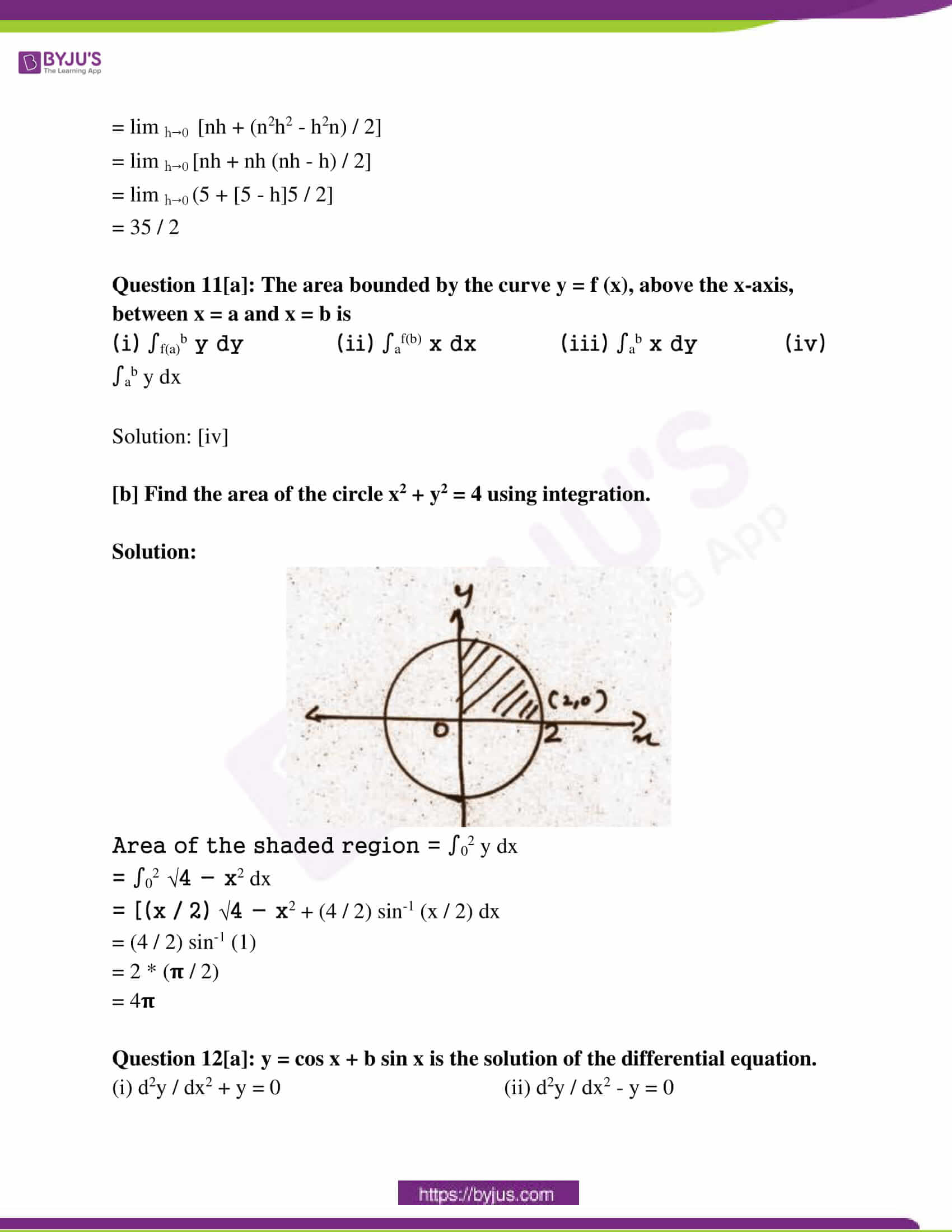 kerala class 12 examination question paper solutions march 2016 11