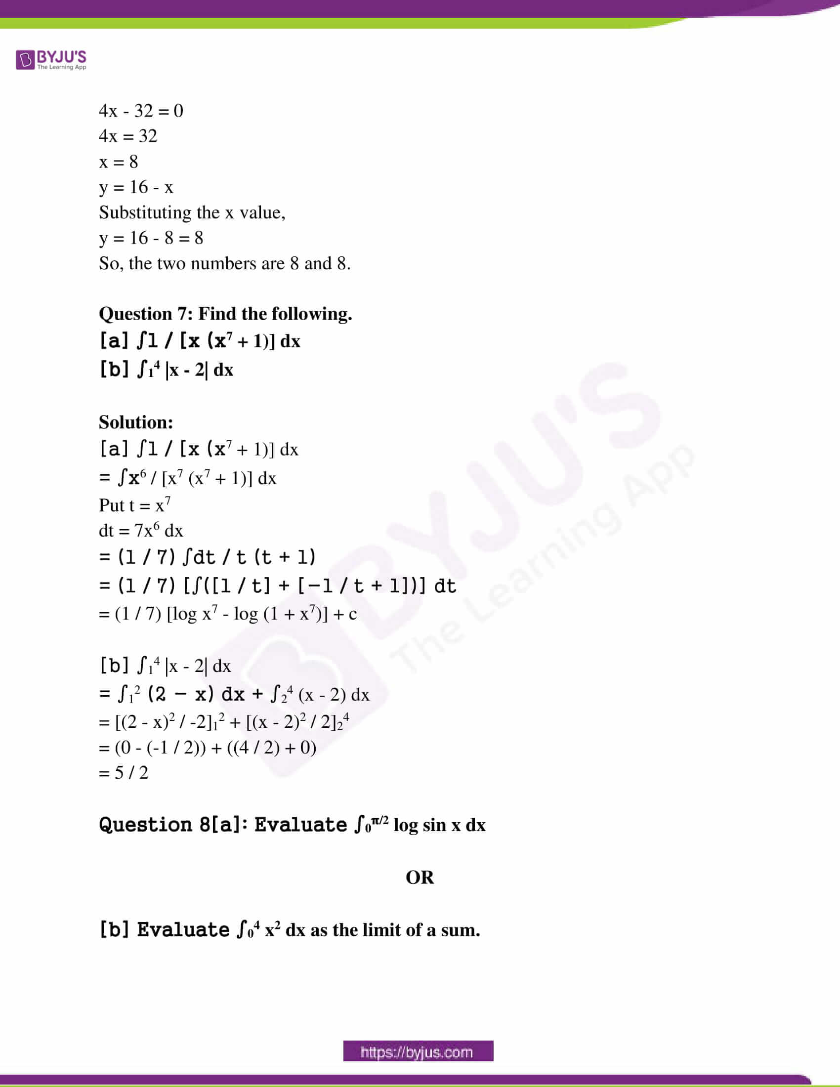 kerala class 12 examination question paper solutions march 2017 06