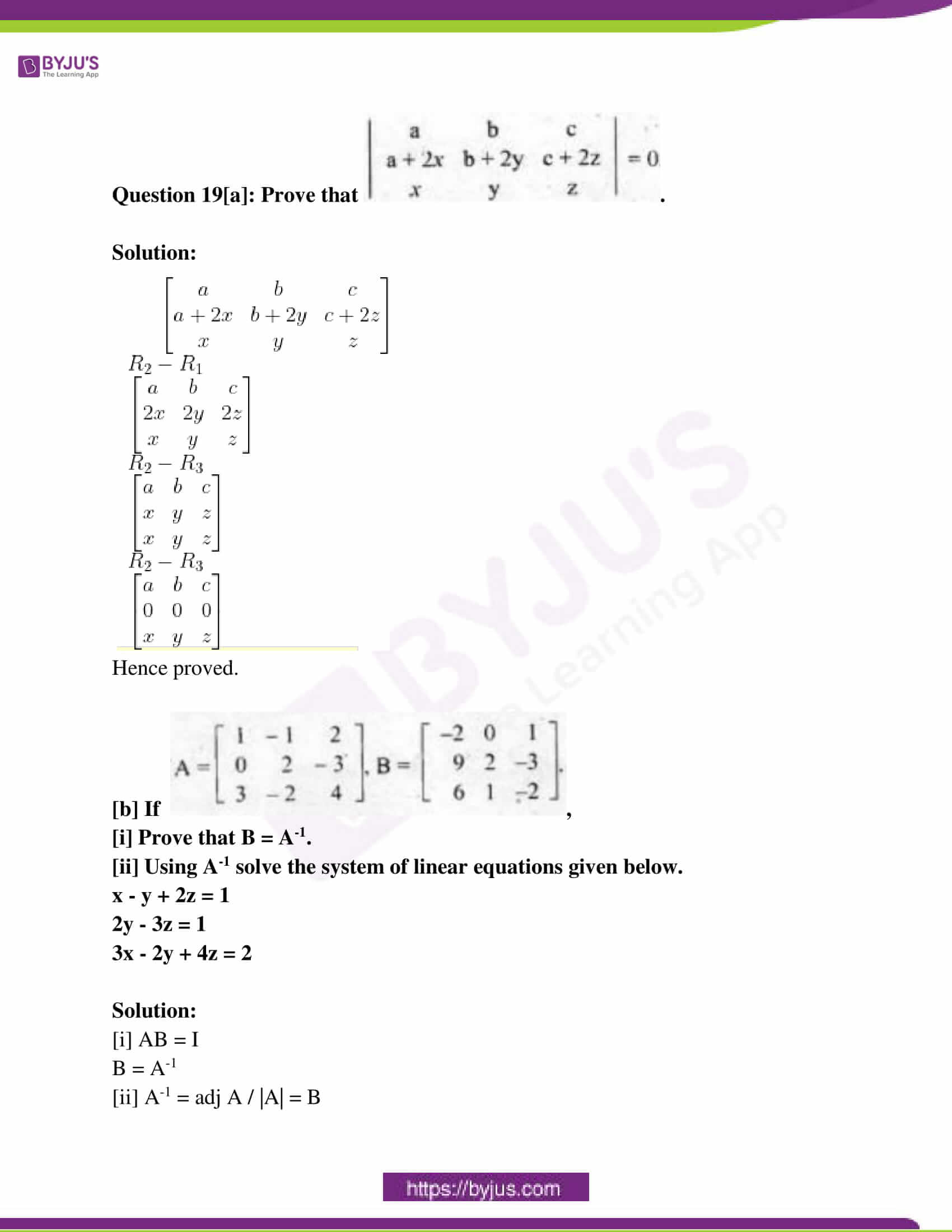kerala class 12 examination question paper solutions march 2018 13