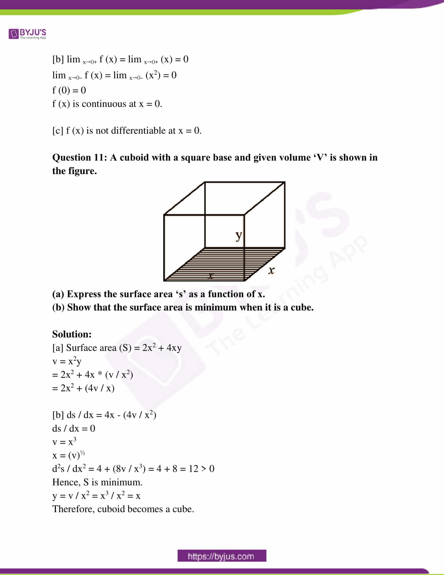 kerala class 12 examination question paper solutions march 2019 08