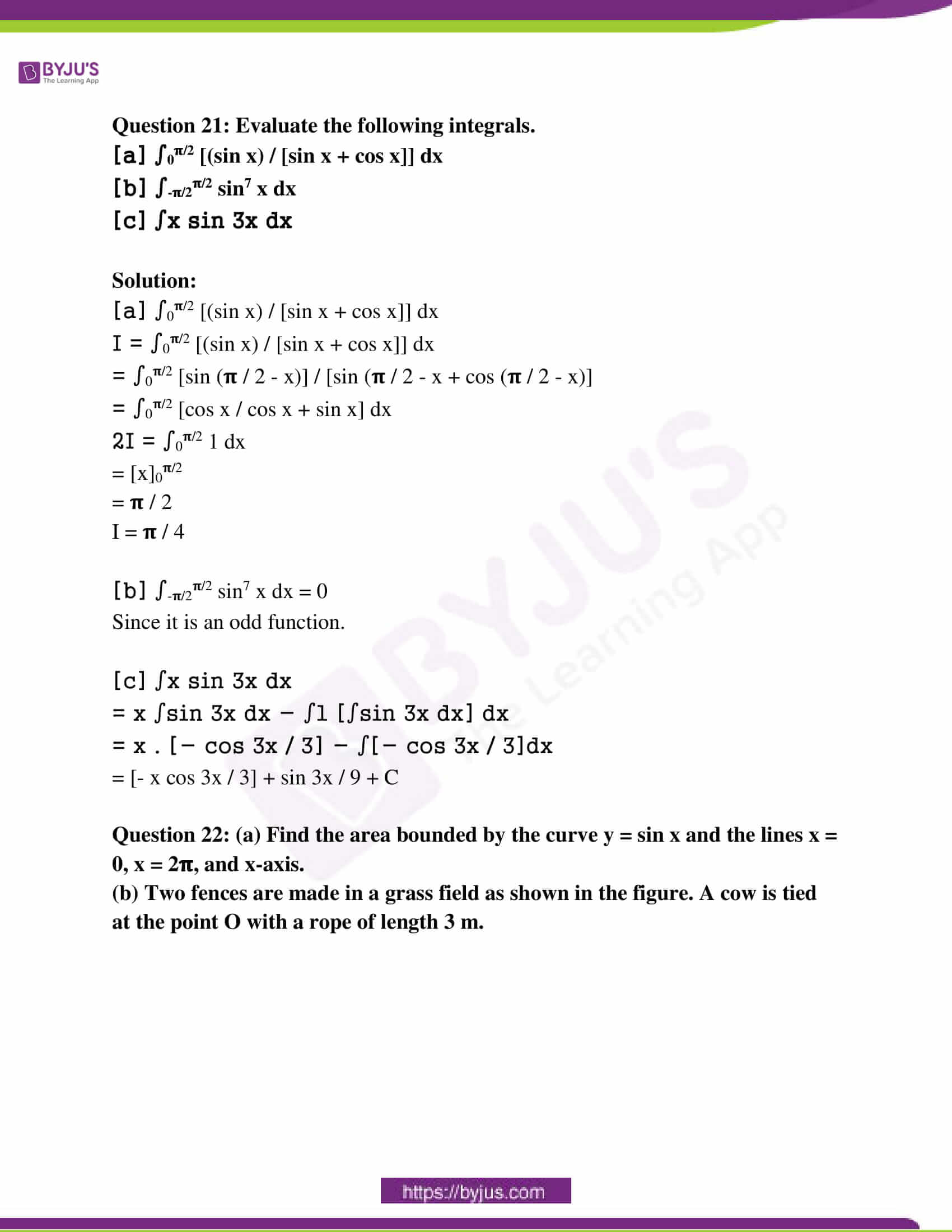 kerala class 12 examination question paper solutions march 2019 17