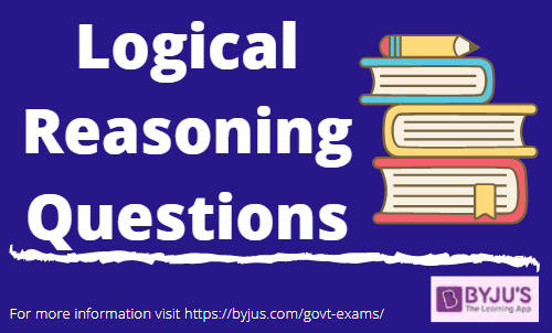 Logical Reasoning Questions and Answers for Government Exams
