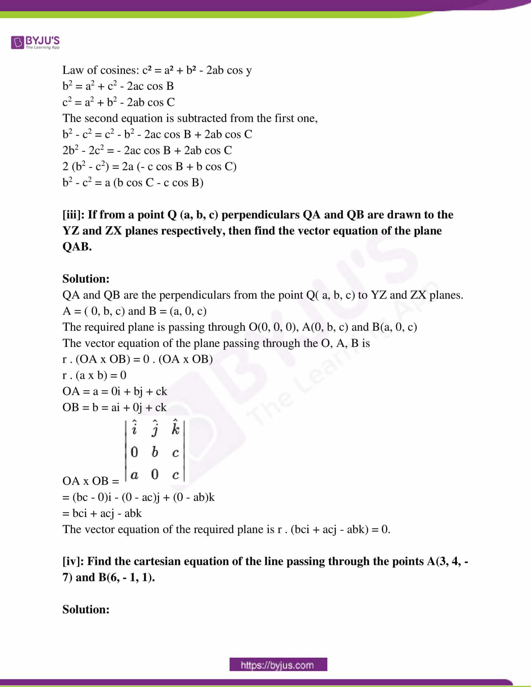 maharashtra class 12 exam question paper solutions march 2017 05