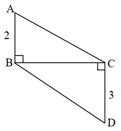 MSBSHSE 2015 geometry question 1(i)