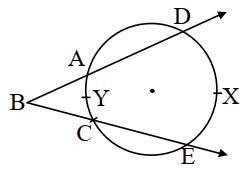 MSBSHSE 2015 geometry question 2(vi)