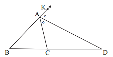 MSBSHSE 2017 geometry question 5(i)