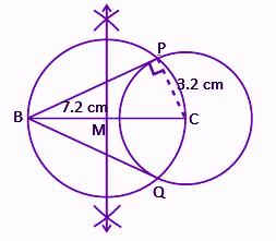 MSBSHSE 2017 geometry solution 3(iii)