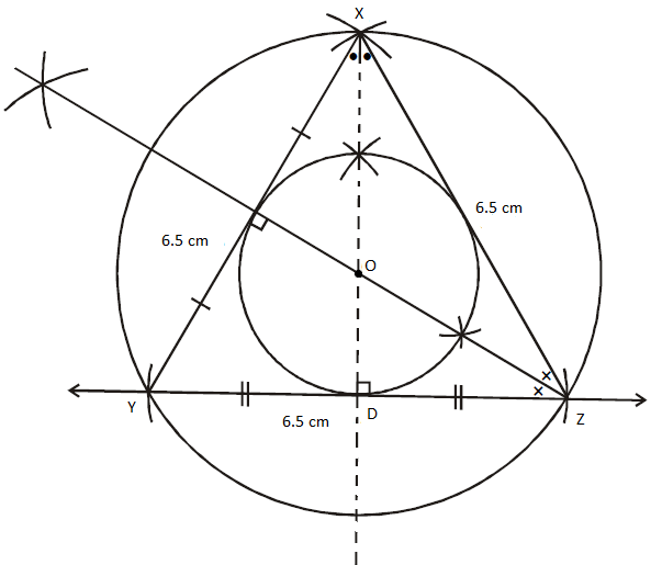 MSBSHSE 2017 geometry solution 5(ii)