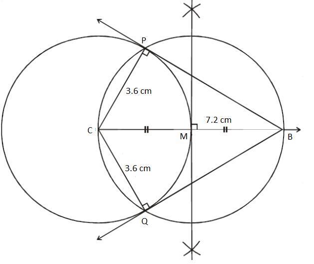 MSBSHSE 2018 geometry solution 3(iii)