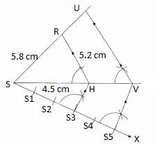 MSBSHSE 2018 geometry solution 5(ii)