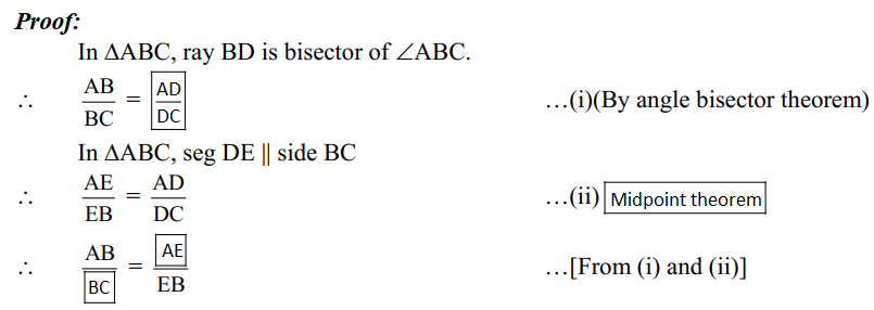 MSBSHSE 2019 paper II solution 3(A) i