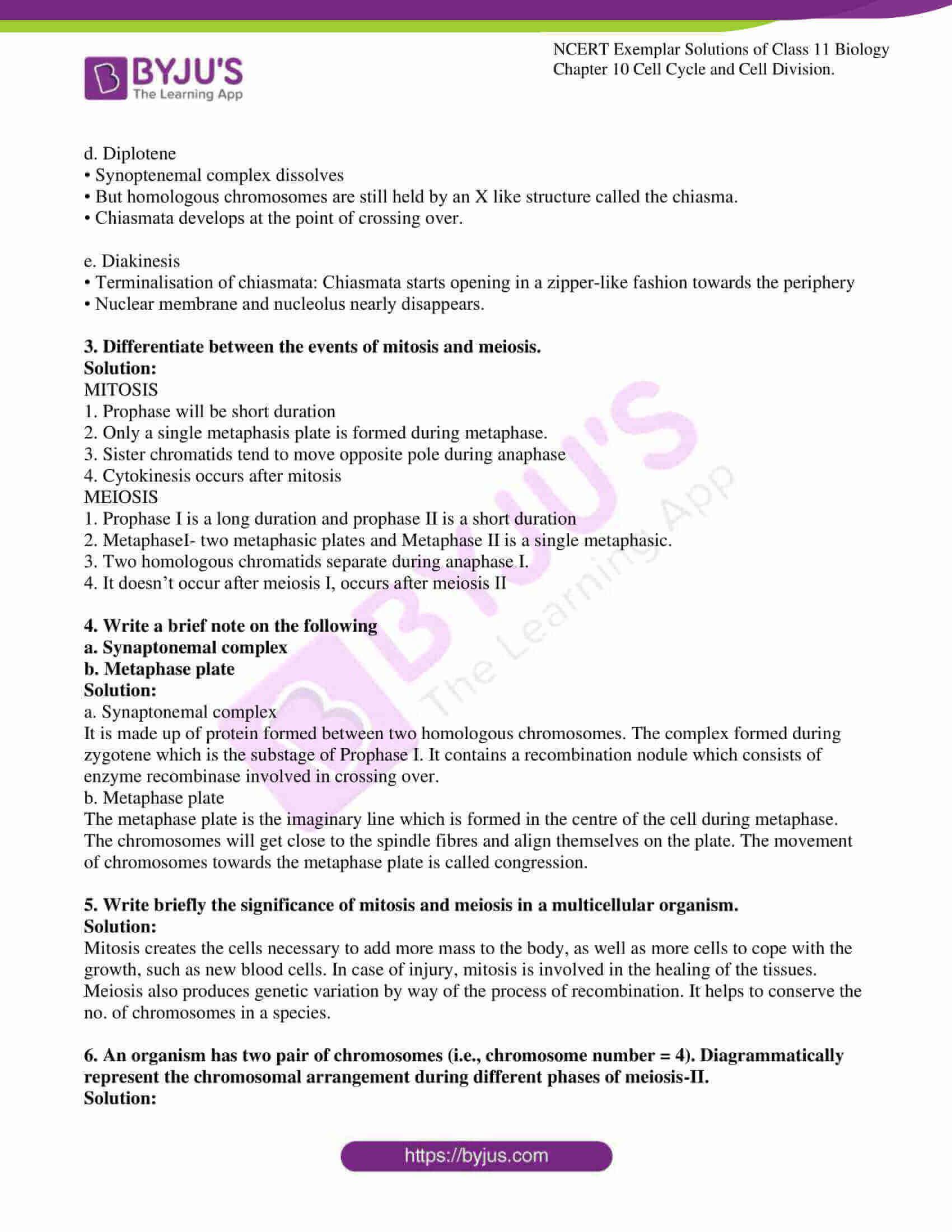 ncert exemplar solutions for class 11 bio chapter 10 8