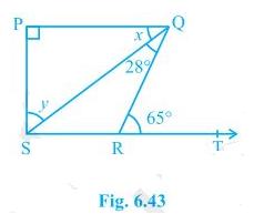 Ncert solutions class 9 chapter 6-19