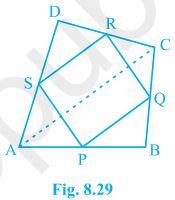 Ncert solutions class 9 chapter 8-12
