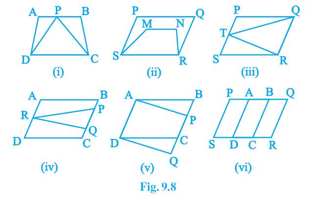 Ncert solutions class 9 chapter 9-1
