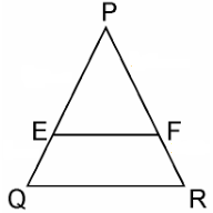 Triangles Exercise 6.2 Answer 3