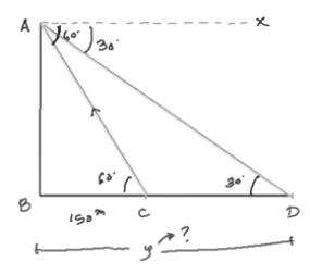 WBBSE Class 10 Maths 2017 QP Solutions Question Number 13ii