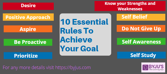 10 Essential Rules to Qualify Competitive Exams