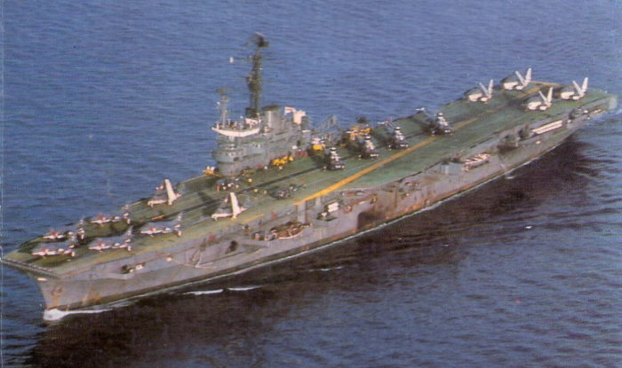 INS Vikrant (UPSC Science and Technology)
