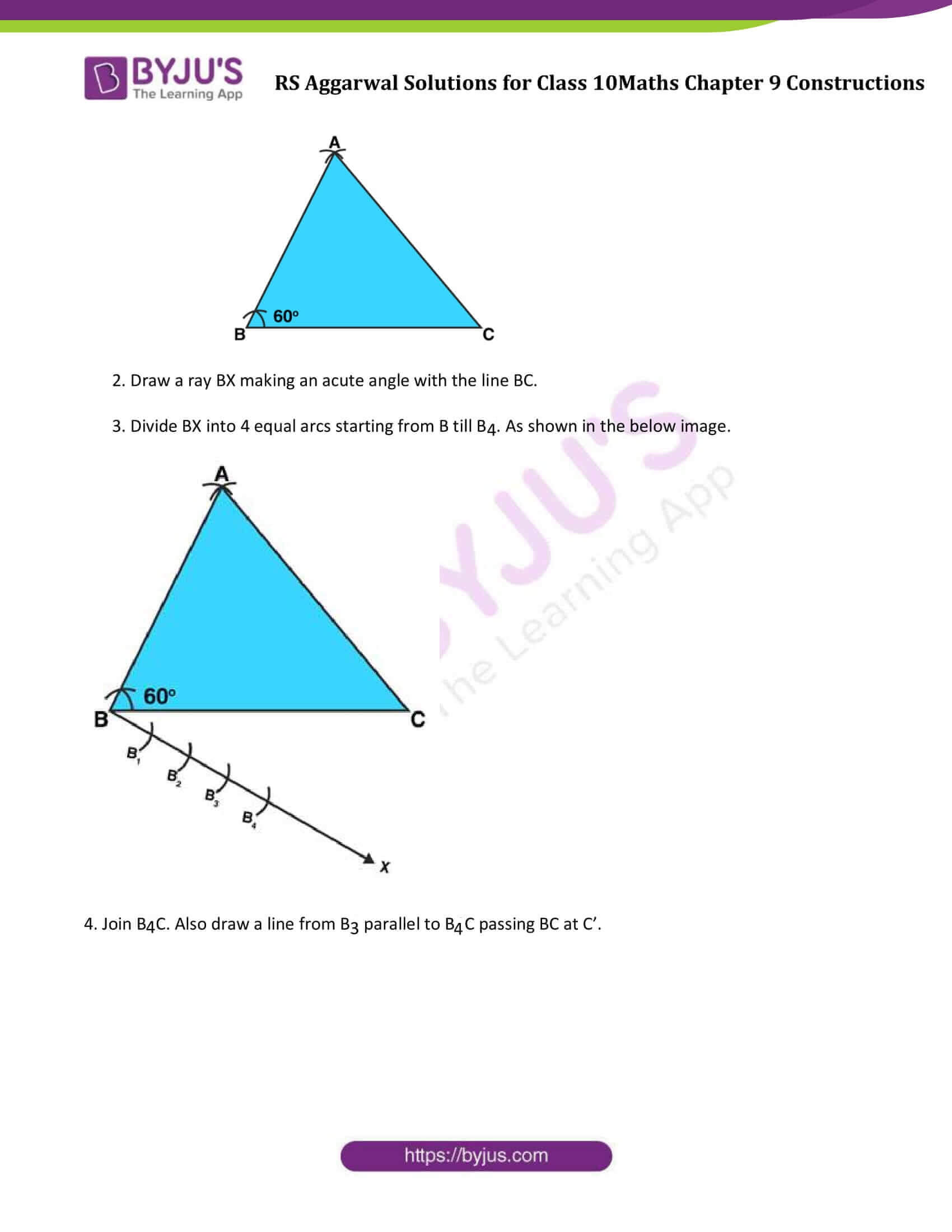 rs aggarwal sol class 10 maths chapter 9 ex a