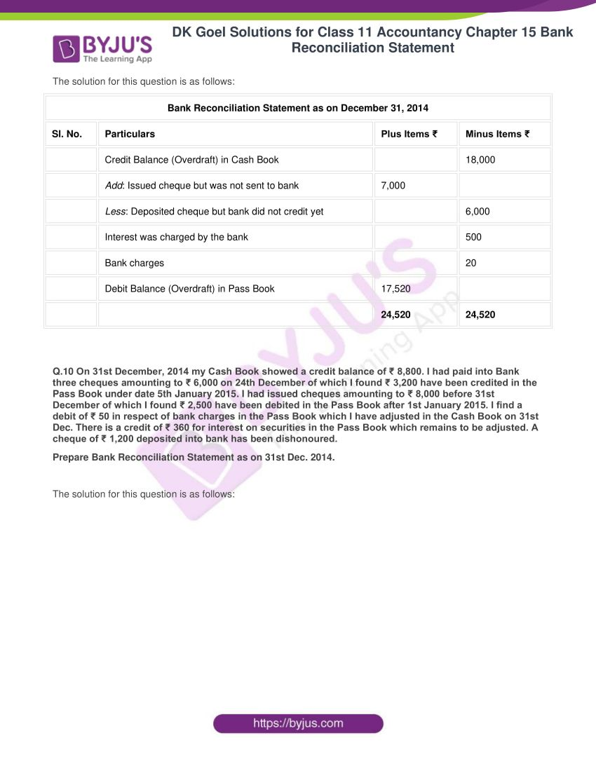 dk goel solutions for class 11 accountancy chapter 15 09